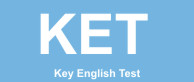 Cambridge English: Key (KET) for Schools